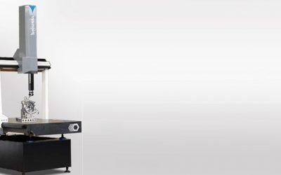 Qualitaetssicherung mit 3D Messmaschine