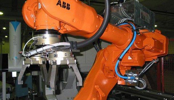 interfaccia polso robot